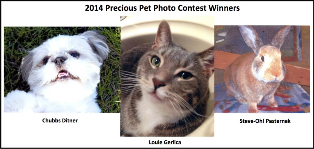2014 Photo Contest Winners